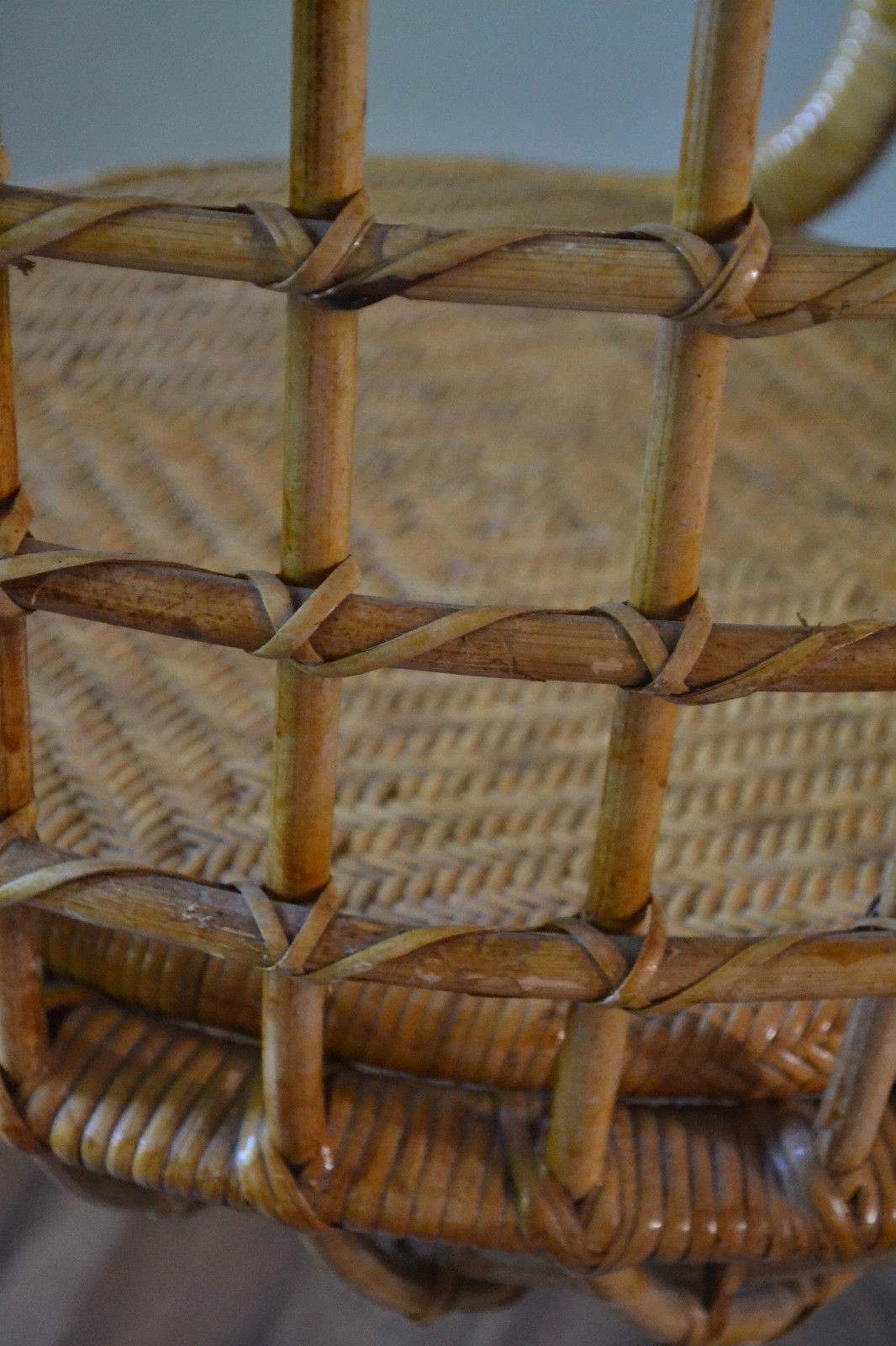 cane hanging chair new zealand swing with stand rohe rattan vintro