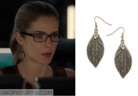 Arrow Felicity Earrings | www.pixshark.com - Images ...