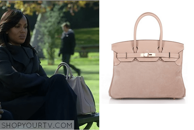 7c701afdc146 SCANDAL: SEASON 3 EPISODE 11 OLIVIA'S BIEGE BAG