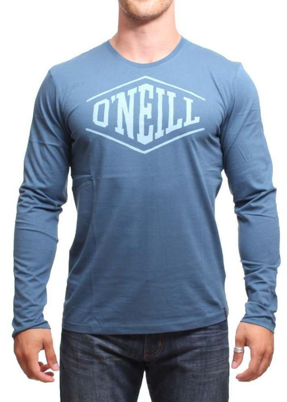 ONEILL EASY LIFE L/S TOP Indian Teal