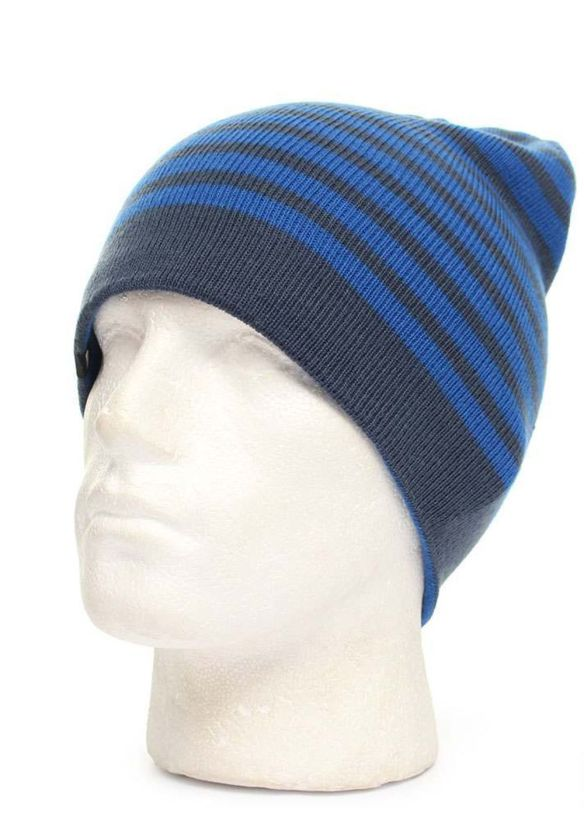 6d915306753 QUIKSILVER PREFERENCE BEANIE Olympian Blue