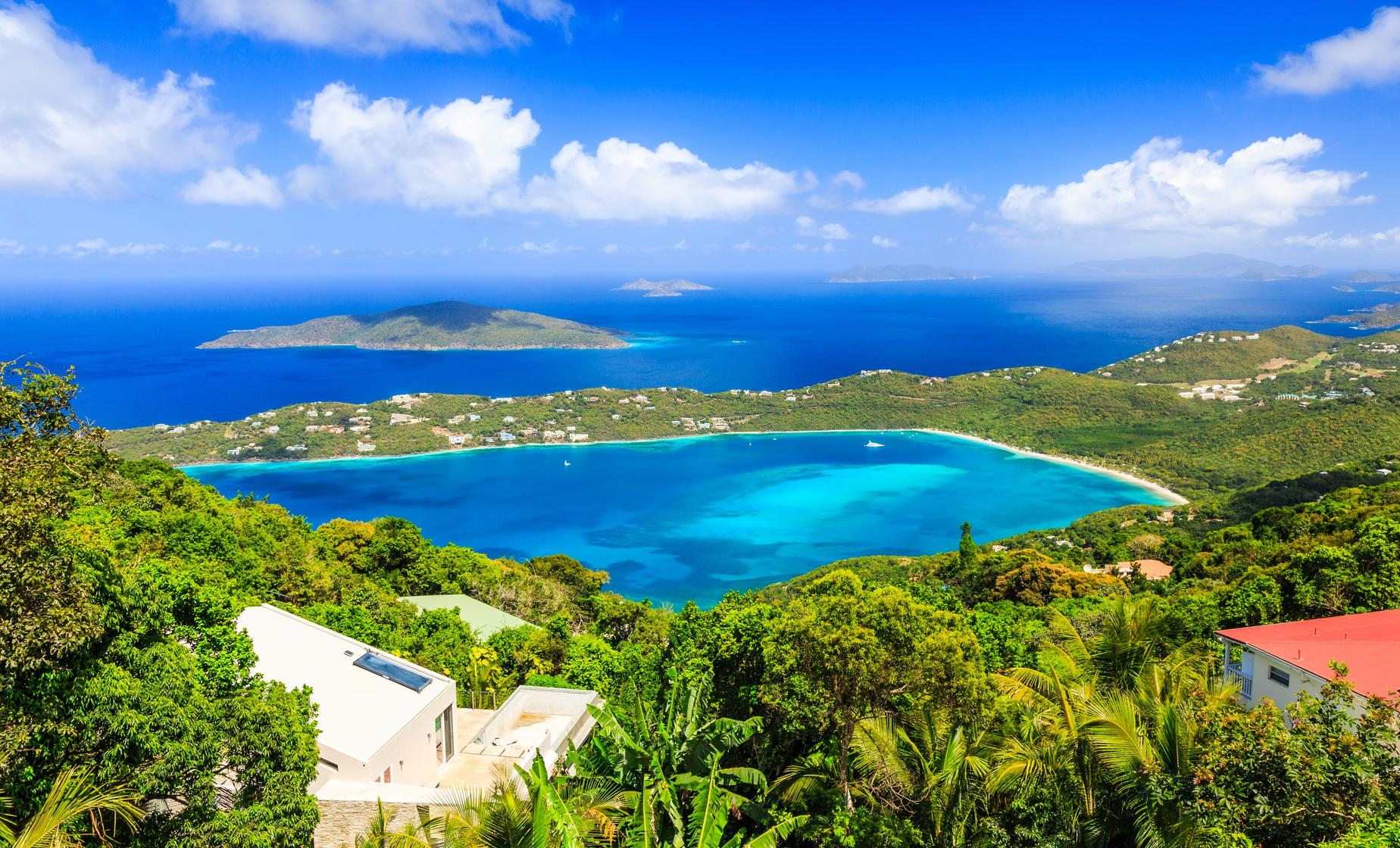 st thomas island overview