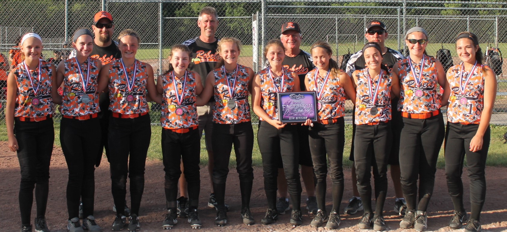 bigler girls June 15-17, 2018 u12, u14 rotary park and riverbarn park in mequon only  $45000 per team ($25 discount if you register for more than one tournament.