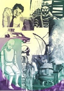 Issue 2 Artwork Montage
