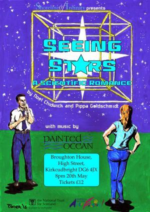 Seeing Stars Poster