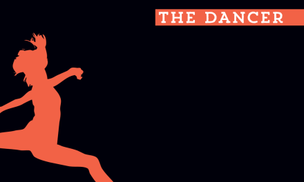 The Dancer by Rab Ferguson & The Speckled God by Marc Joan
