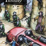 Shoreline of Infinity 8 Science fiction magazine  – available for pre-order
