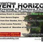Shoreline of Infinity Event Horizon at the Banshee Labyrinth 14th June