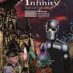 Shoreline of Infinity and the Edinburgh International Book Festival