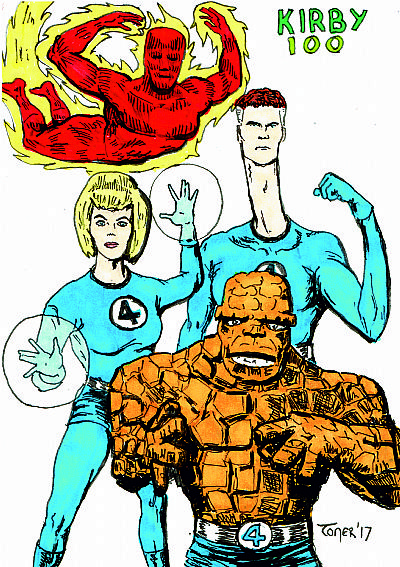 Jack Kirby's Fantastic Four