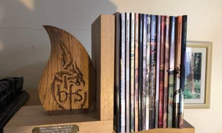 Shoreline of Infinity wins British Fantasy Society Award 2018 for best magazine
