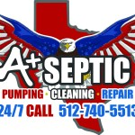 Logo for A+ Septic