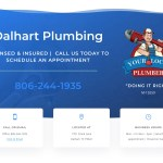 New Website for Dalhart Plumbing in Dalhart, TX