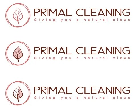 Logo for Primal Cleaning