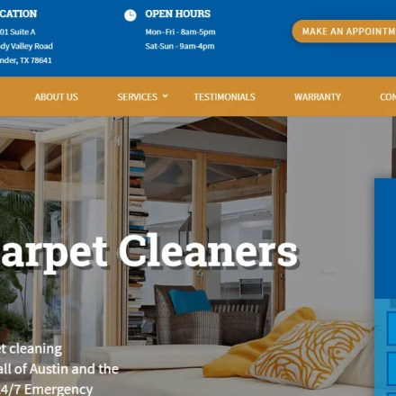 ATX Carpet Cleaners