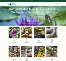Hill Country Water Gardens Cedar Park
