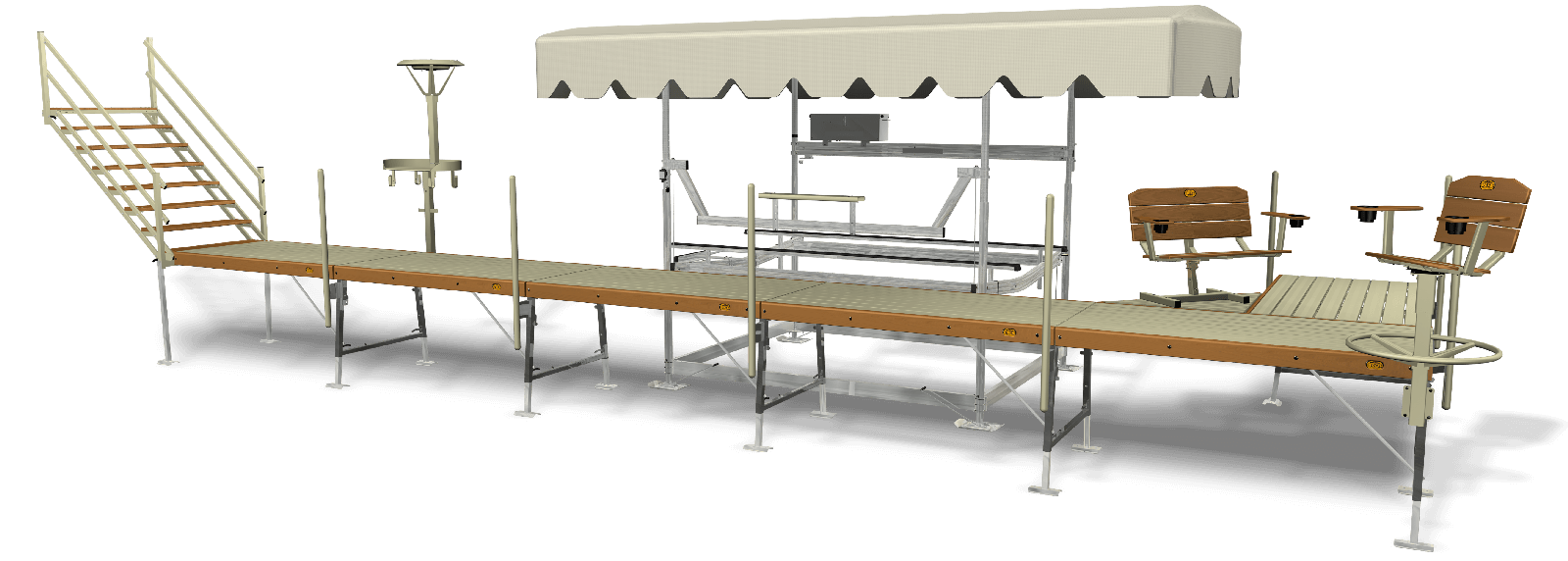 hight resolution of shorestation boat lift and dock system options
