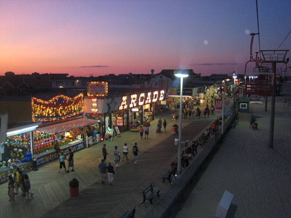 Seaside Heights Winter Weekly RentalWeekends Too  Jersey Shore Vacation Rentals