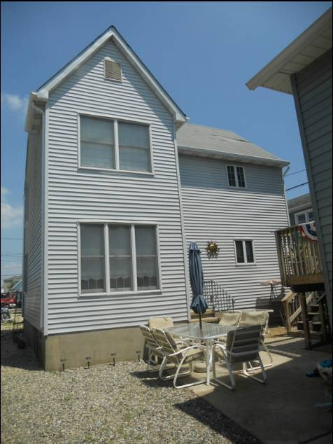 Seaside Heights Family Rental  2 Houses 1 Block from