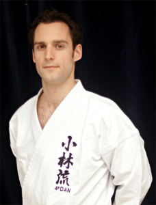 Frédéric Brassard, 5e Dan