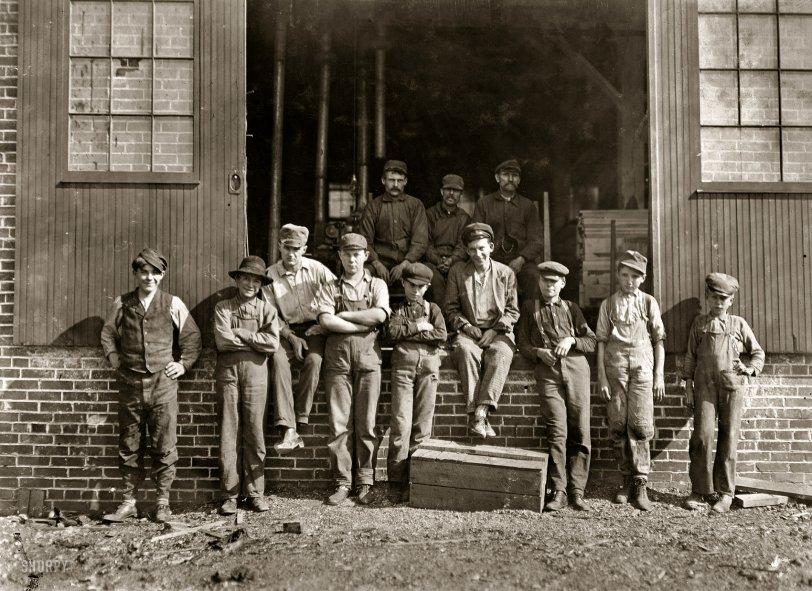World Furniture 1908 Shorpy Historical Photos