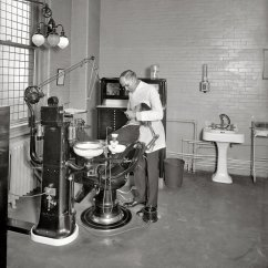Chair Rental Chicago Design Report House Dentist: 1924 | Shorpy Old Photos Vintage Photography