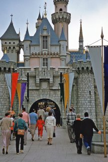 Disneyland 1957 Shorpy Historical