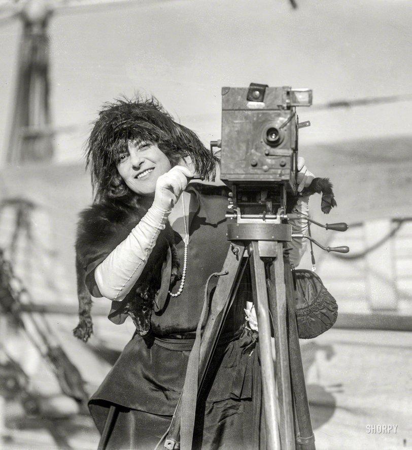 The Voice: 1921