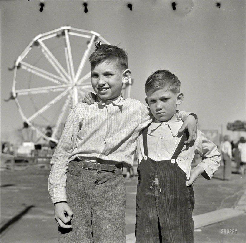 Roswell Fair: 1936