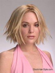 razor hair cut - modern