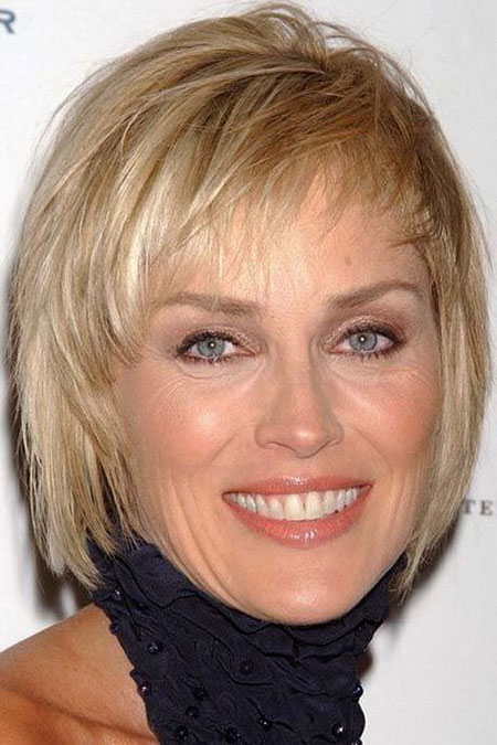 20 Short Haircuts For Older Women Short Hairstyles