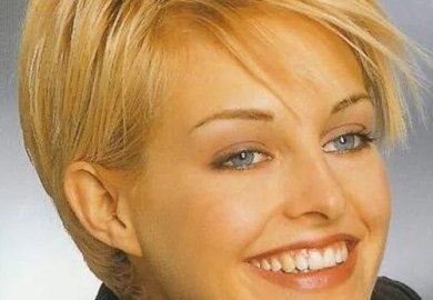 Short Hairstyles 2012 For Fine Hair