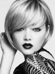 polular short bob haircuts 2012