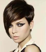 trendy short haircuts 2013
