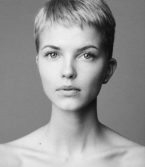 Short Cropped Haircuts For Women Short Hairstyles 2016 2017