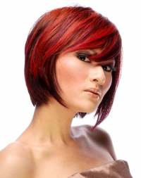 Cie: Short Red Hair Color Ideas