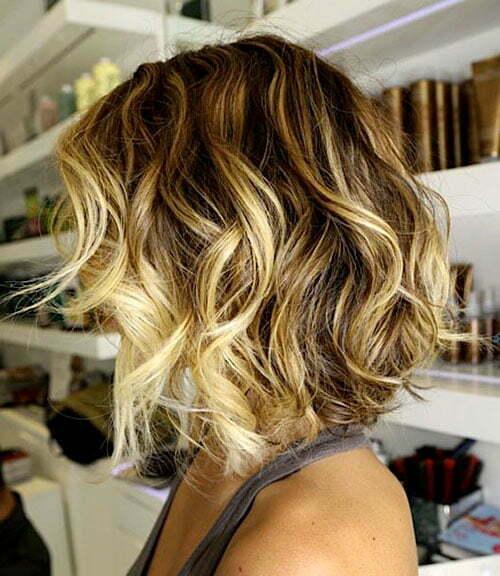 20 Short Hair Color for Women 2012