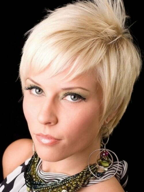 30 Trendy Short Hair For 2012 2013 Short Hairstyles 2016 2017