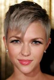 super pixie haircut 2012 2013
