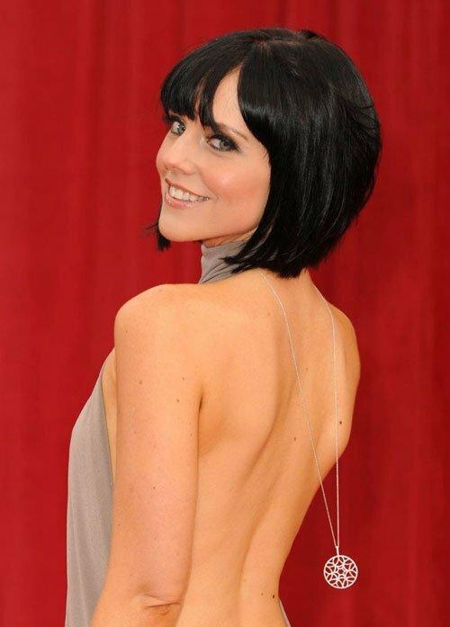 25 Best Celebrity Short Hairstyles 2012 2013