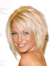 of trendy short haircuts