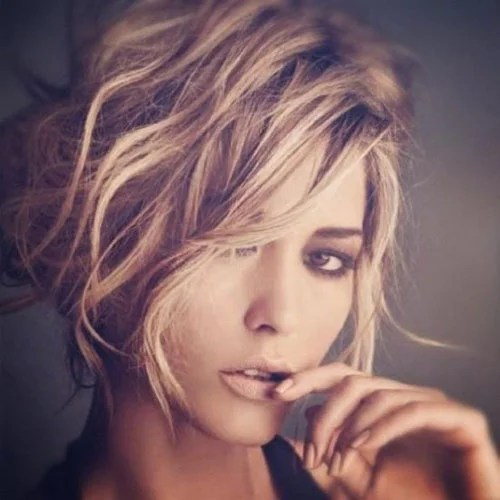 Short Wavy Hairstyles For Oval Faces Short Hairstyles 2016