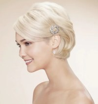 Wedding Hairstyles for Short Hair 2012  2013 | Short ...