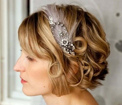 Wedding Hairstyles For Short Hair 2012 – 2013 Short Hairstyles