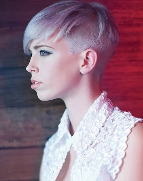 Pictures Of Short Hair Color Short Hairstyles 2016 2017 Most