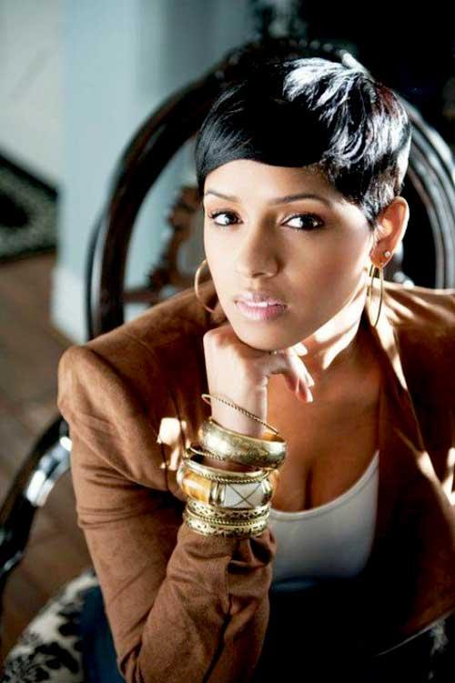 Pleasant Short Hair Hairstyles Youtube Short Hairstyles For Black Women Fulllsitofus