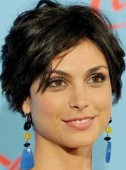 short celebrity hairstyles 2012