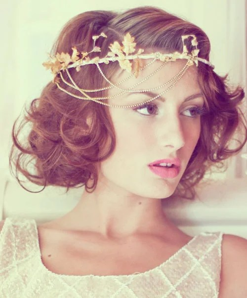 Top 25 Short Wedding Hairstyles