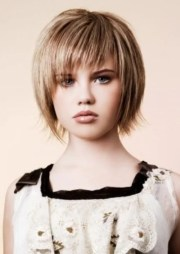 short straight hairstyles 2012