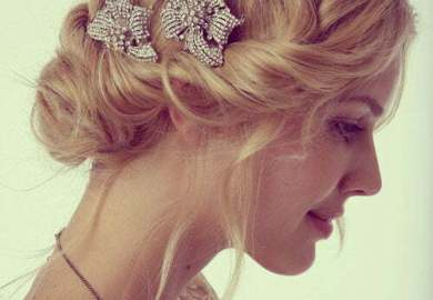 Short Wedding Hairstyles For 2013